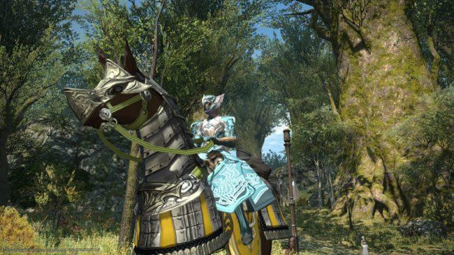 ff14-141016_2-650x366 - ついに軍馬を獲得