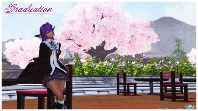 pso2-170323_graduation-650x366 - PSO2:(セルフロールプレイ)「桜の季節-卒業-」