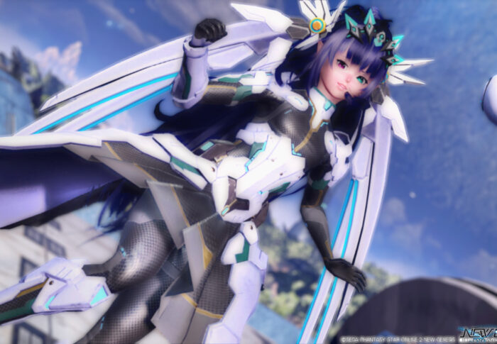PSO2NGS:男の娘系SS・07.21-2021
