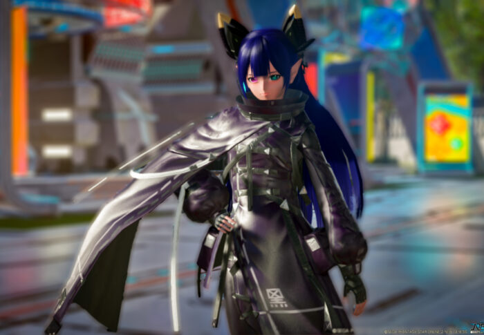 PSO2NGS:男の娘系SS・10.13-2021